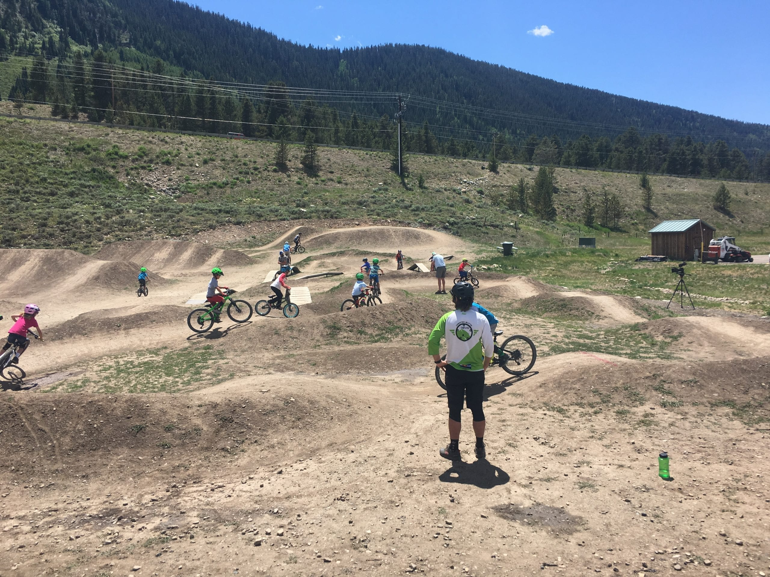 a6f9a65162f Join CB Devo, CBMBA, the CB Conservation Corp, and Crested Butte Parks and  Rec for a Bike Park work day Wednesday, June 5th from 3:00-6:00pm at the  Crested ...